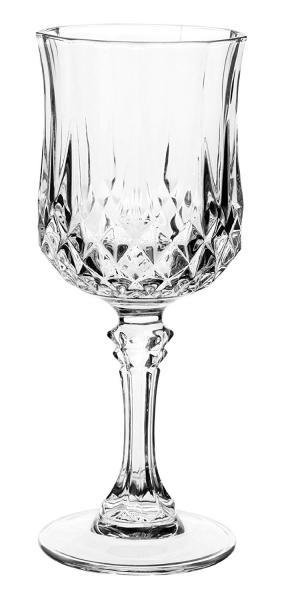 Verre à vin en cristal (17 et 25 cl)