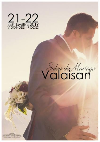 Affiche salon mariage