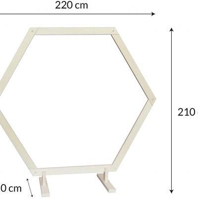 Arche hexagonale