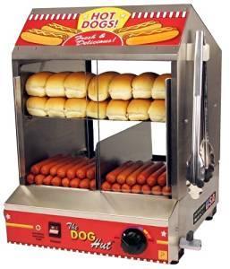 Machine a hotdog