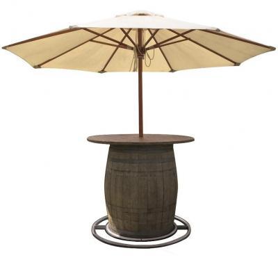 Tonneau et parasol 1