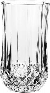 Verre a eau boho chic cristal location vaiselle