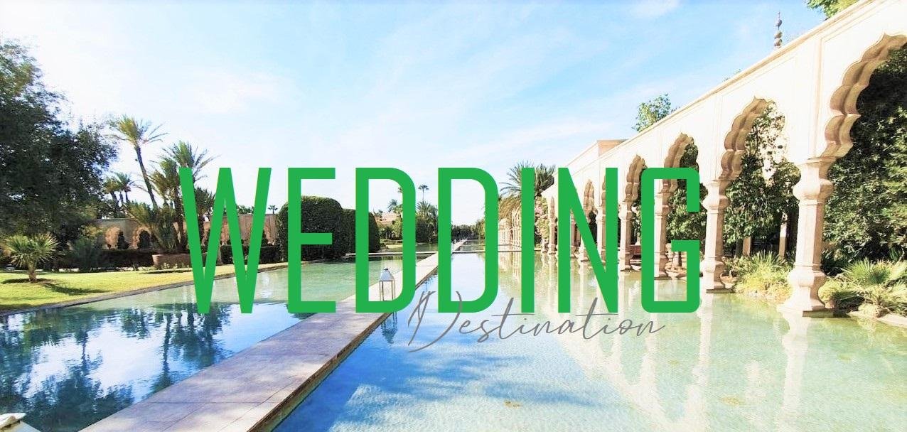 Wedding destination mariage marrakech